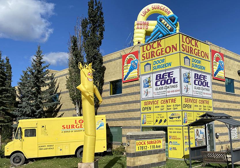 Door Surgeon Products Garage Doors Edmonton Calgary
